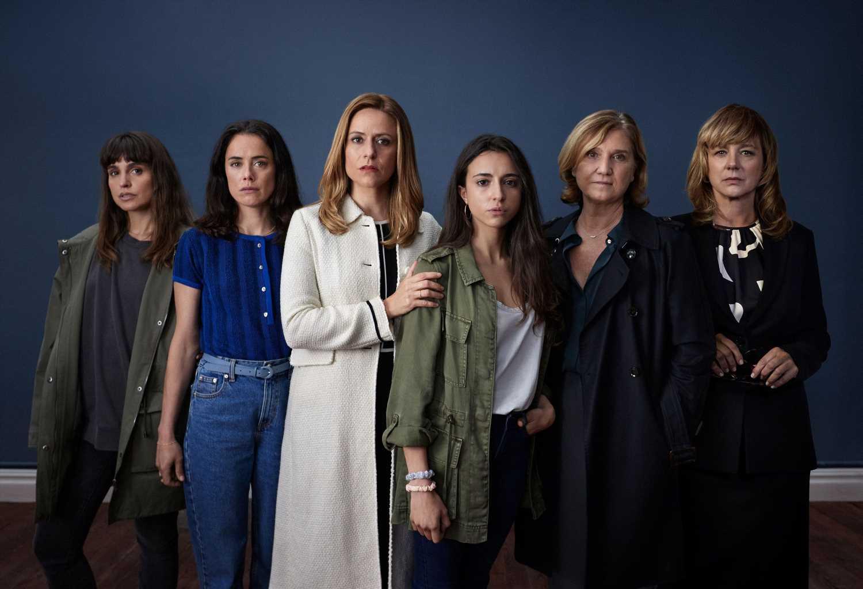 'Intimidad': el brutal reparto femenino de la nueva serie de Netflix