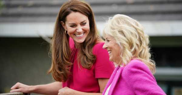 Kate Middleton dice que Harry y Meghan aún no le han presentado a Lilibet, pero que no veo el momento de conocer a su sobrina