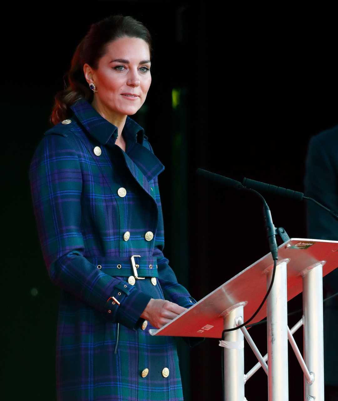Kate Middleton se estrena en el G7 junto a Jill Biden