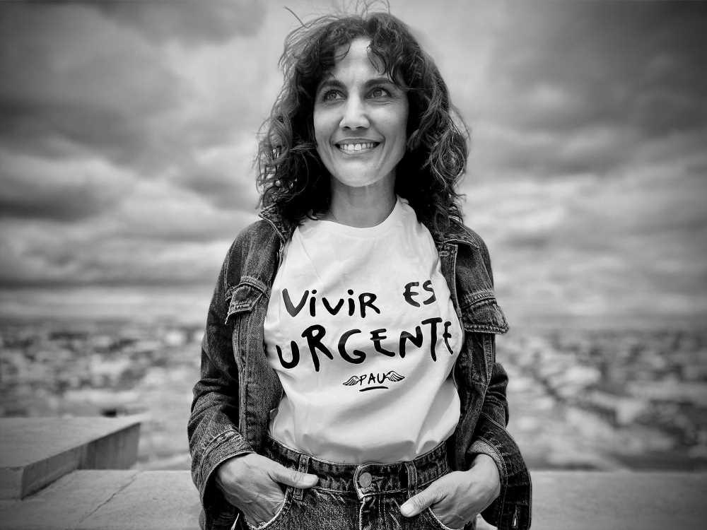 La camiseta benéfica de Pau Donés y CRIS contra el cáncer