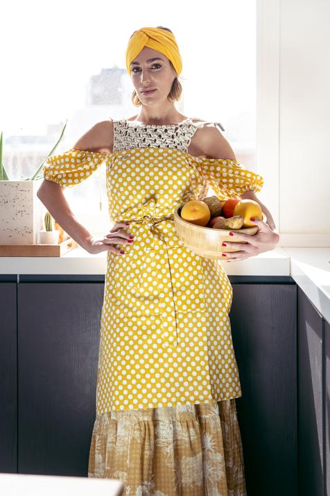 La marca de decoración de Eugenia Osborne tiene los textiles, vajillas y adornos más bonitos para tu casa