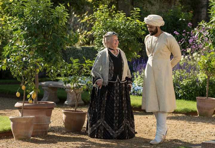 'La reina Victoria y Abdul', cuando la amistad no entiende de clases