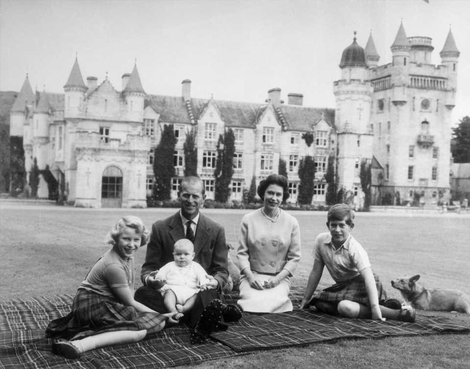 Las 10 casas de verano de la Familia Real Inglesa