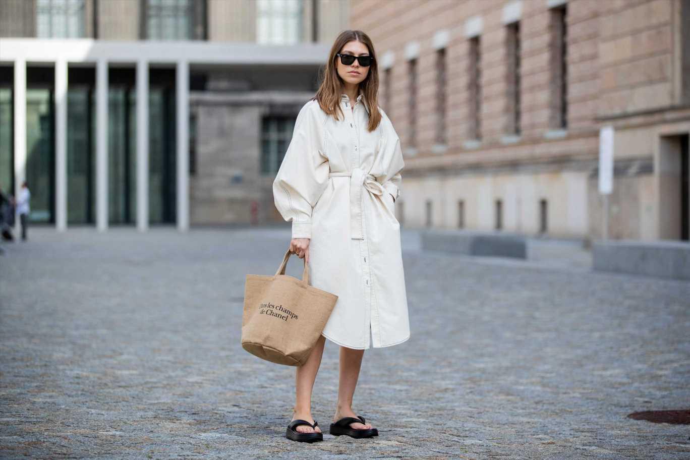 Las sandalias tendencia del verano 2021 son las más cómodas