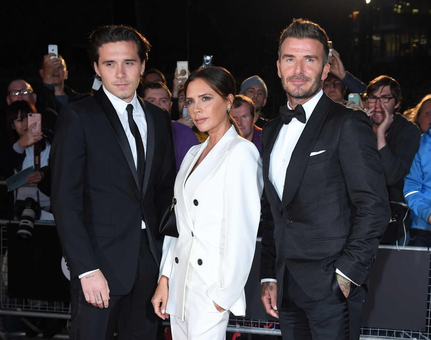 Los Beckham celebran el Orgullo con 'Wannabe' y las Spice Girls