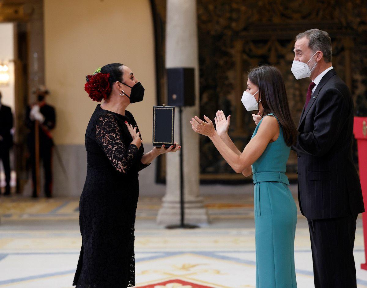 Los Reyes: emocionante homenaje a la cultura