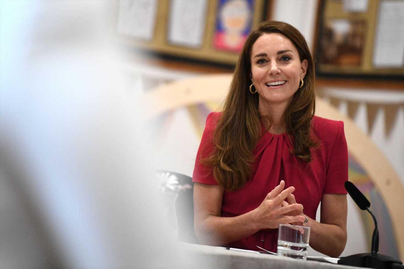 Los pendientes 'low cost' de Kate Middleton