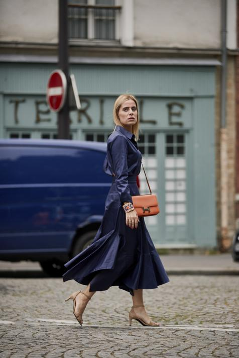 Los vestidos cruzados son la prenda más favorecedora del verano y en Massimo Dutti hemos encontrado dos ideales para llevar con cuñas