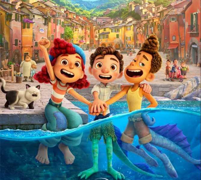 'Luca', la mayor apuesta por la amistad de Pixar desde 'Toy Story'