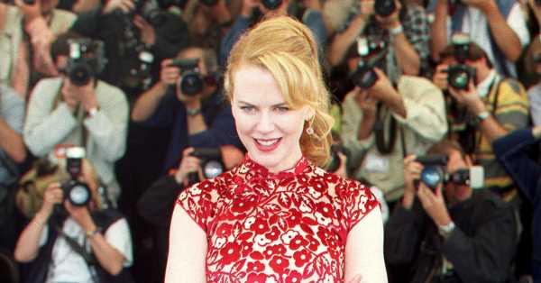 Nicole Kidman celebra el 20º aniversario de 'Moulin Rouge' compartiendo sus mejores recuerdos de la película