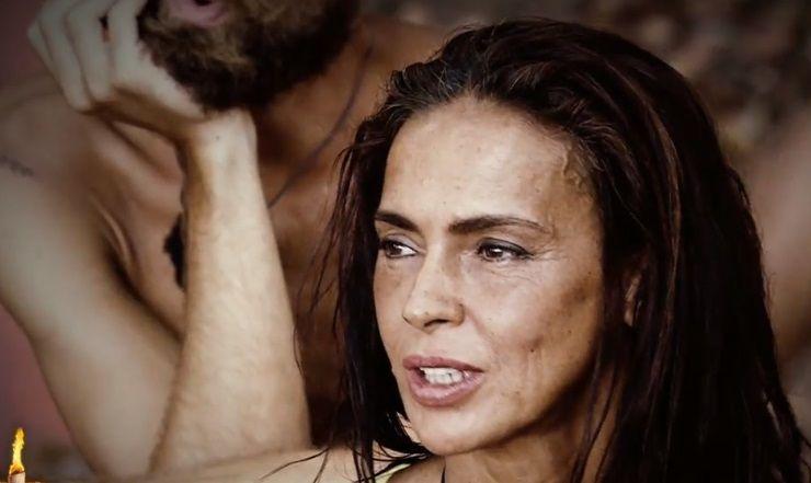 Olga Moreno tiene que dar la cara ante Lara Sajen