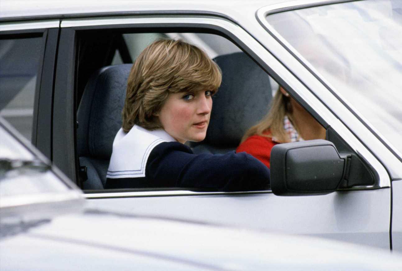 Se subasta el Ford Escort que Carlos regaló a Diana de Gales