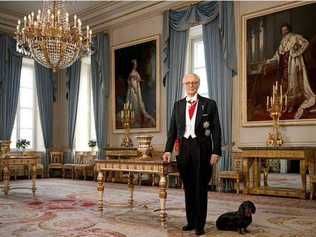 Semana del orgullo: A los 87 años, posando con su pareja y vía Instagram: así ha mostrado el duque Francisco de Baviera que es gay