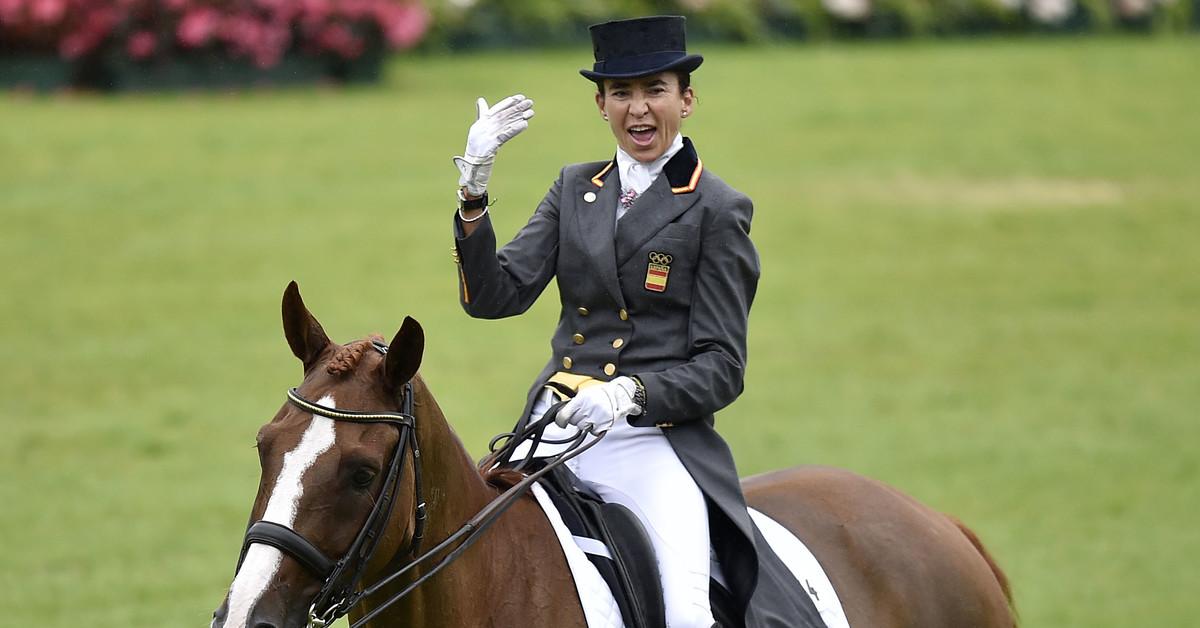 Beatriz Ferrer-Salat, la reina olímpica de la doma clásica hija del fundador de la CEOE, vegana y casada con el presidente de Cuatrecasas