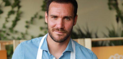 El lado personal de Saúl Craviotto: casado con una nutricionista, padre de dos niñas y 'héroe' en la cocina y en las calles
