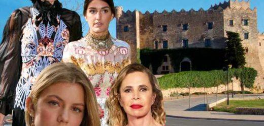 La boda más romántica del verano que ha reunido en Tarragona a Ágatha Ruiz de la Prada, Martina Figo, Valentina Suárez-Zuloaga o una hija de Carlos Sainz