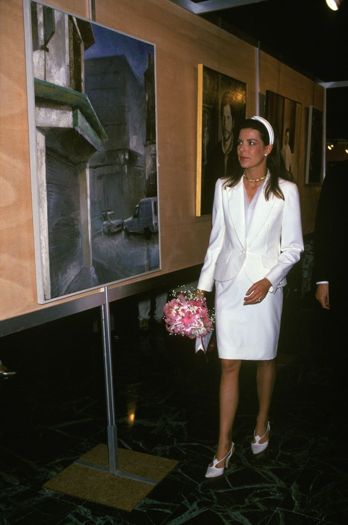 La diadema favorita de Carolina de Mónaco está en Zara