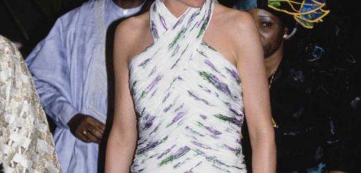 Los pantalones de Zara inspirados en el vestido de Lady Di