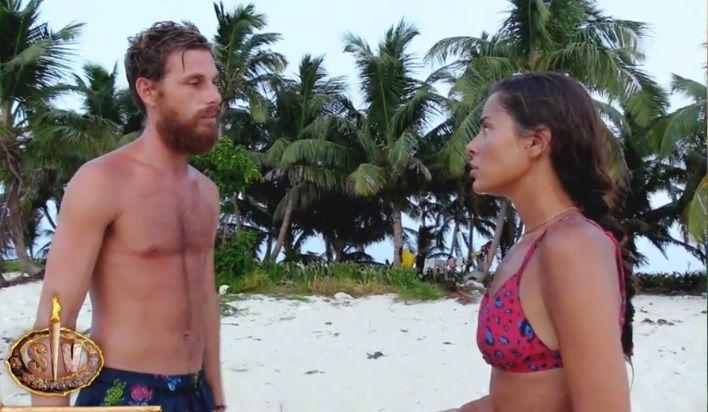 Melyssa ejerce de consejera del amor con Tom
