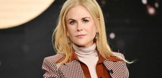 Nicole Kidman dice adiós a su melena y se apunta al corte pixie