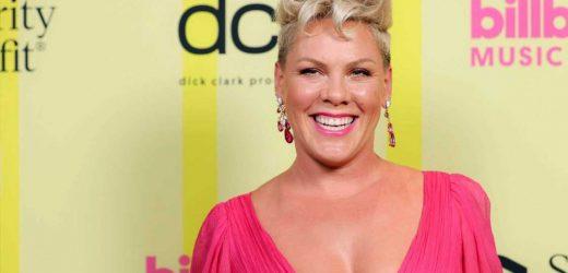 Pink apoya al equipo de balonmano noruego por no usar bikini