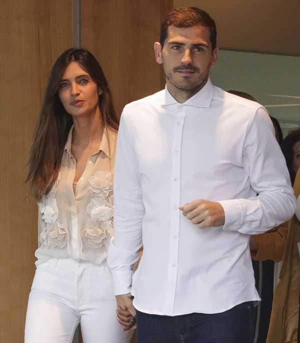 Sara Carbonero e Iker Casillas, juntos de nuevo en una boda