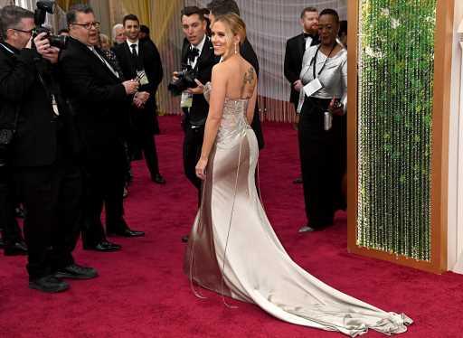 Scarlett Johansson se sintió hipersexualizada en su juventud