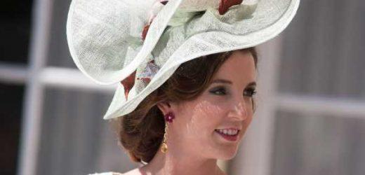 Tessy de Luxemburgo se casa con Frank Floessel: luciendo embarazo, con sus hijos y en una boda íntima