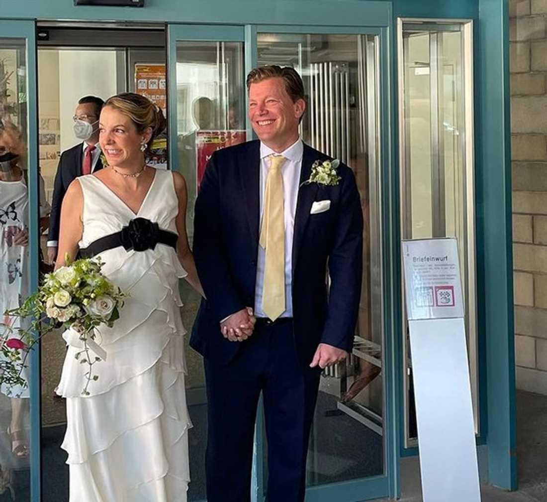 Tessy de Luxemburgo se casa en segundas nupcias con Frank Floessel