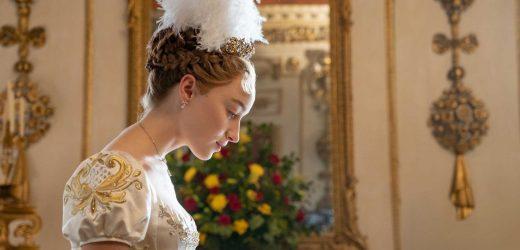 Zara y el vestido de novia al estilo 'Bridgerton'