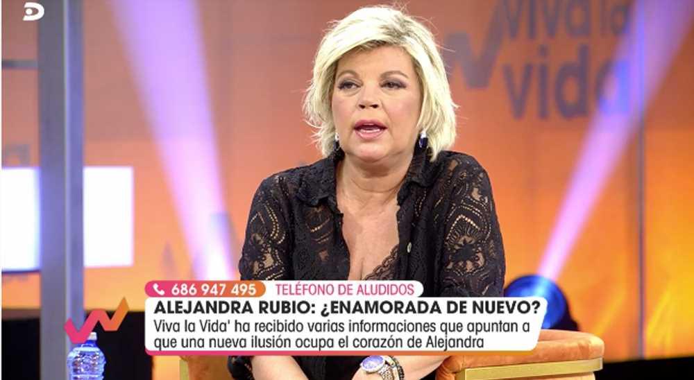 Alejandra Rubio tiene nuevo novio y Terelu ya lo conoce