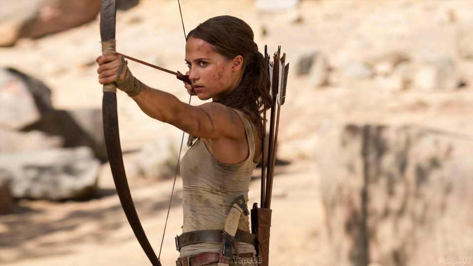 Alicia Vikander coge las armas de Lara Croft en el regreso de 'Tomb Raider'
