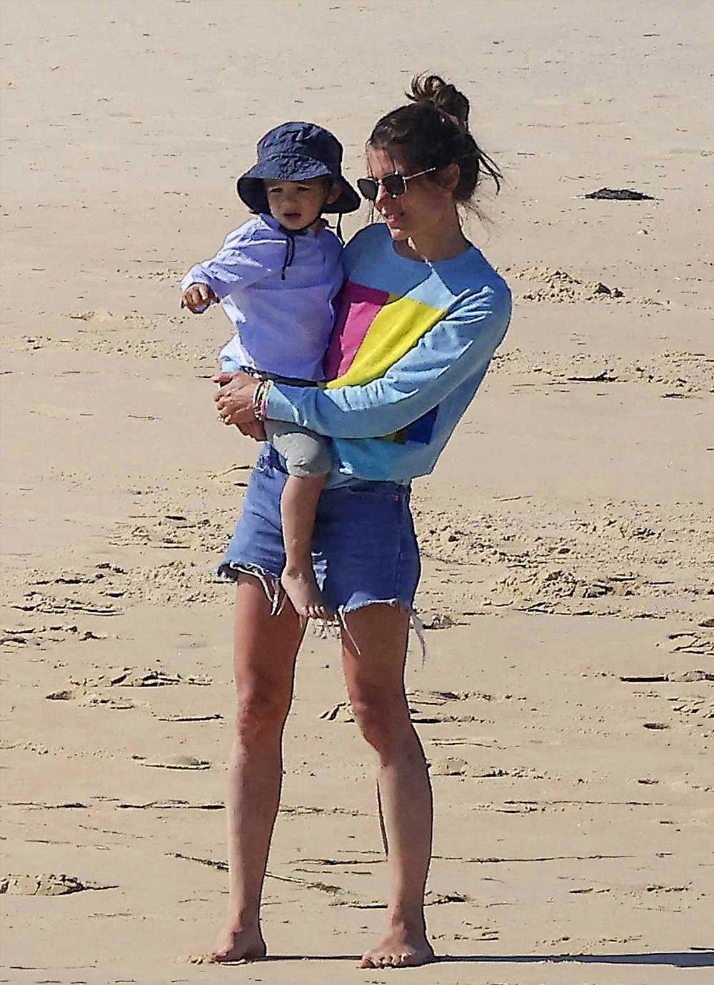 Carlota Casiraghi, vacaciones en familia en la Costa Azul