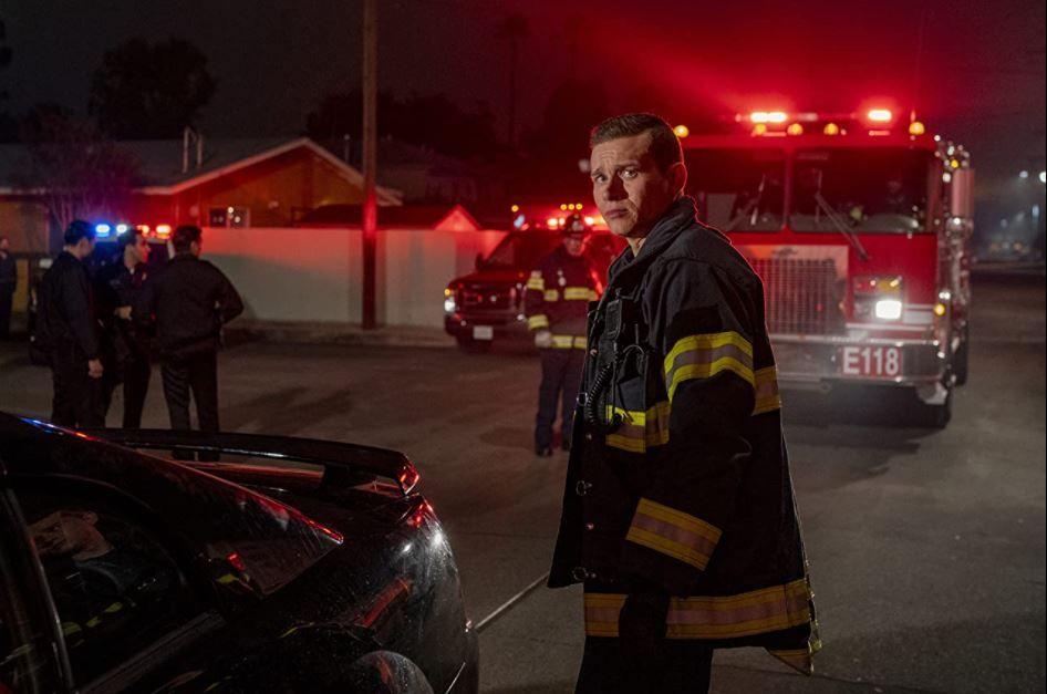 Cuatro estrena tres nuevos episodios de '9-1-1'