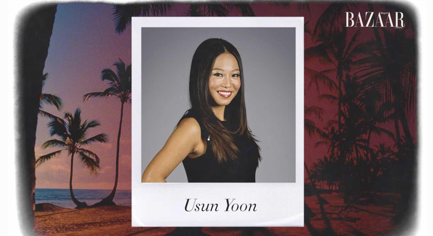 El verano 10 de… Usun Yoon