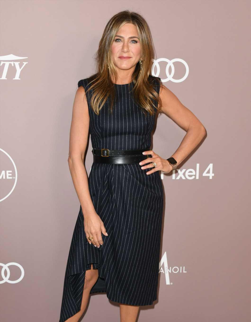 Jennifer Aniston y su fórmula '15-15-15' para entrenar