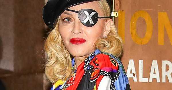 Los 63 años de Madonna: fiestón en Puglia con su novio Ahlamalik Williams y sus hijos, un Versace y un 'regalo' con tintes nostálgicos