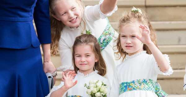Quién es Maud Windsor, la sobrina nieta de Isabel II con la que el príncipe George se reencontrará en el colegio