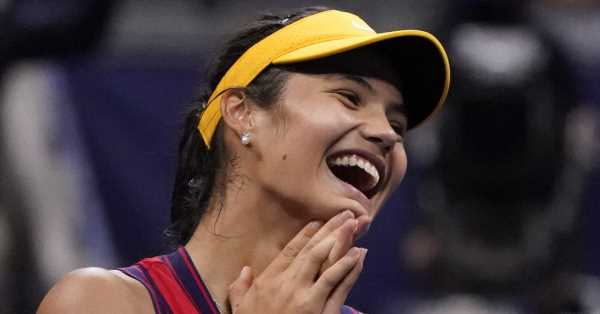 Así es Emma Raducanu, la tenista de 18 años que competirá en la final del US Open