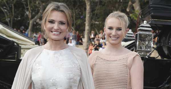Así es Sara Croft, la hija mayor de Ainhoa Arteta que sueña con ser cantante de pop