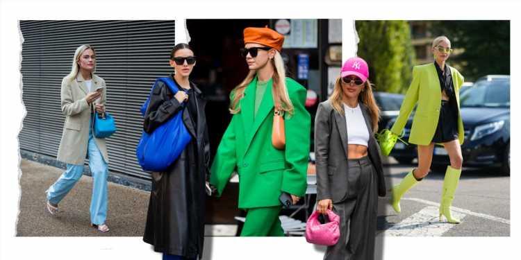 Bolsos a todo color: la tendencia del otoño que triunfa