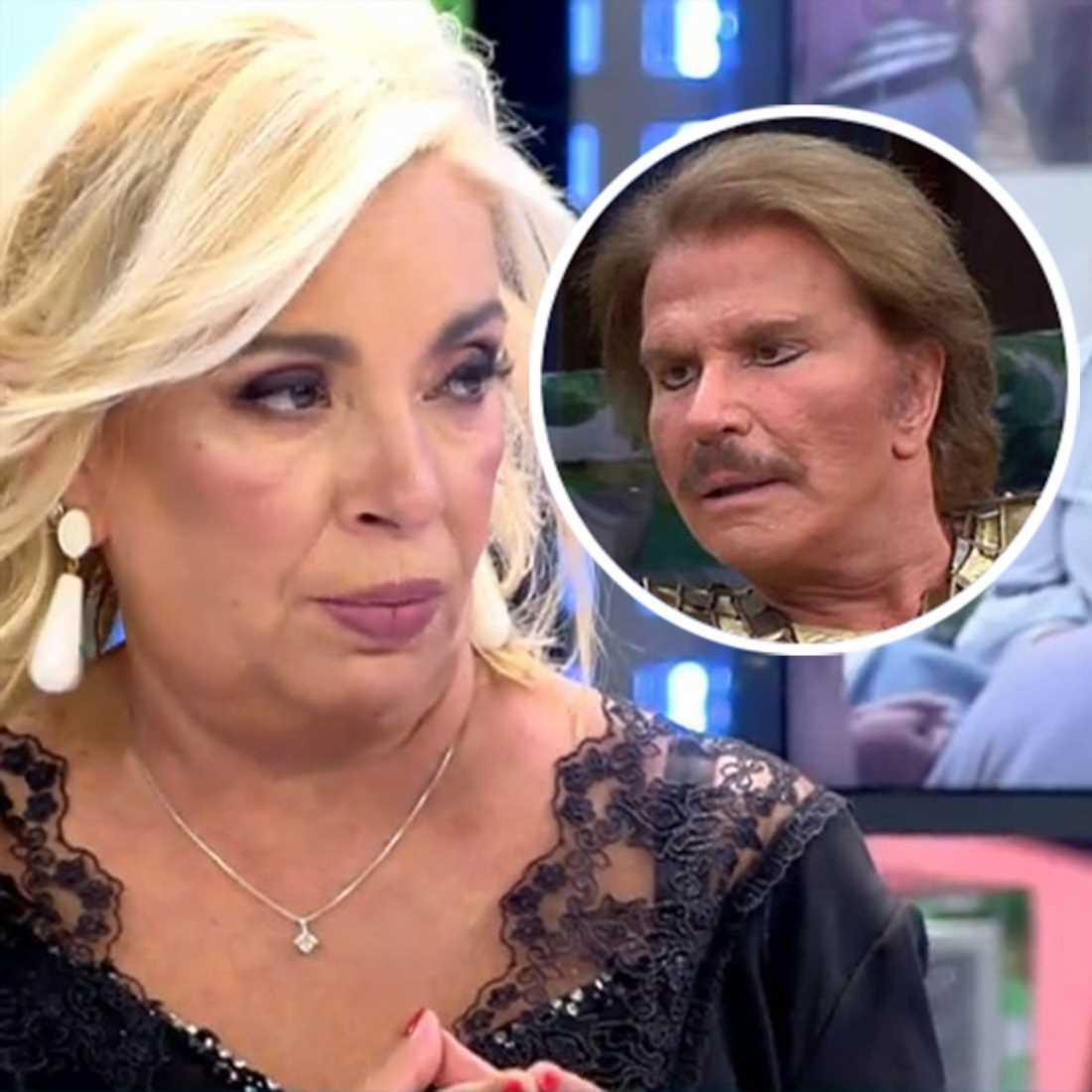 """Carmen Borrego estalla por un cruel comentario de Edmundo Arrocet: """"Me das mucho asco"""""""