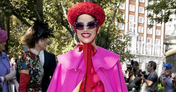 Cósima Ramírez, la otra española que impactó en la boda de Anunciata de Liechtenstein: todos los detalles de su 'look'