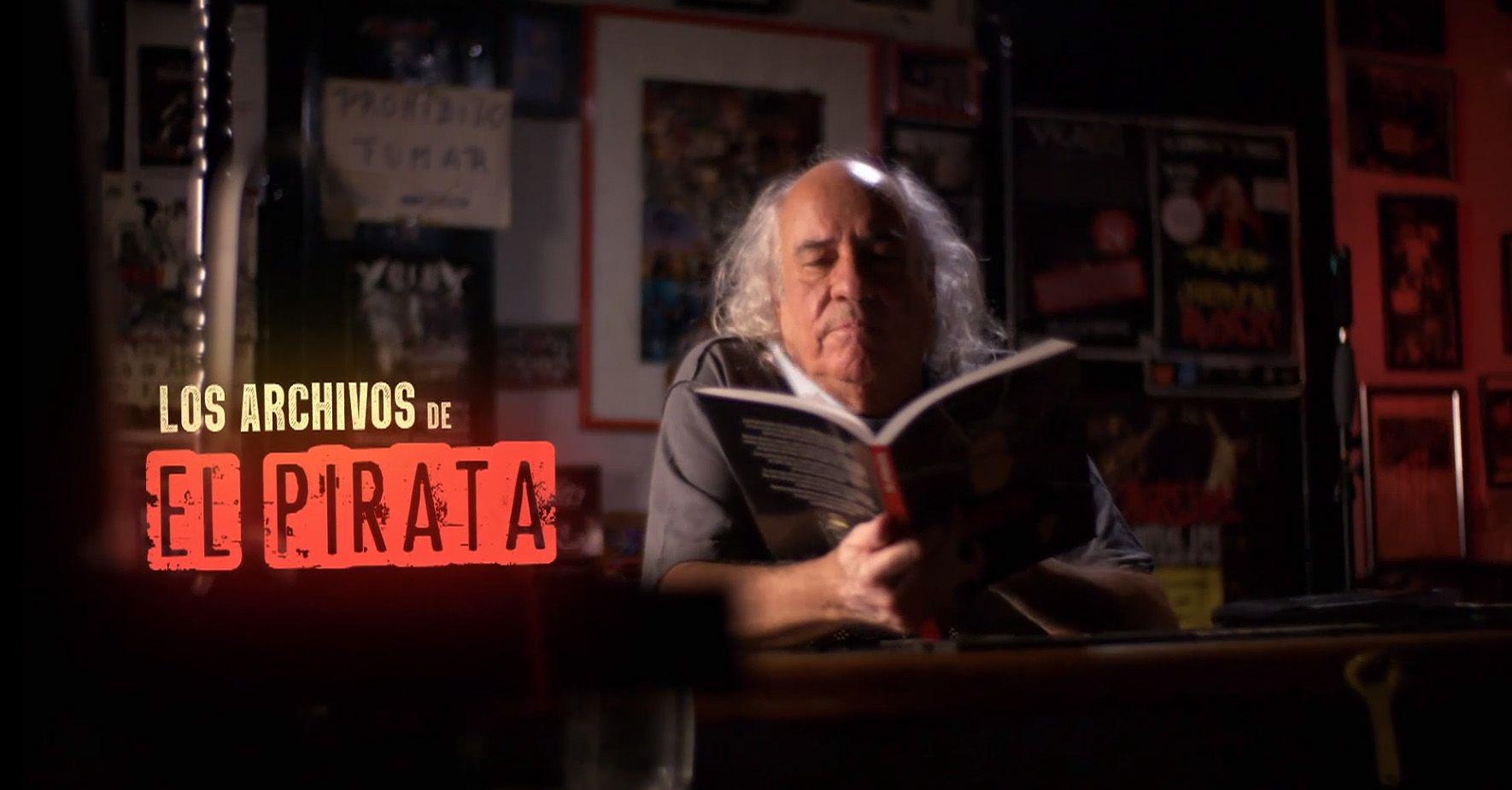 'Cuarto Milenio': El Pirata aterriza en el programa para desvelar los misterios del rock