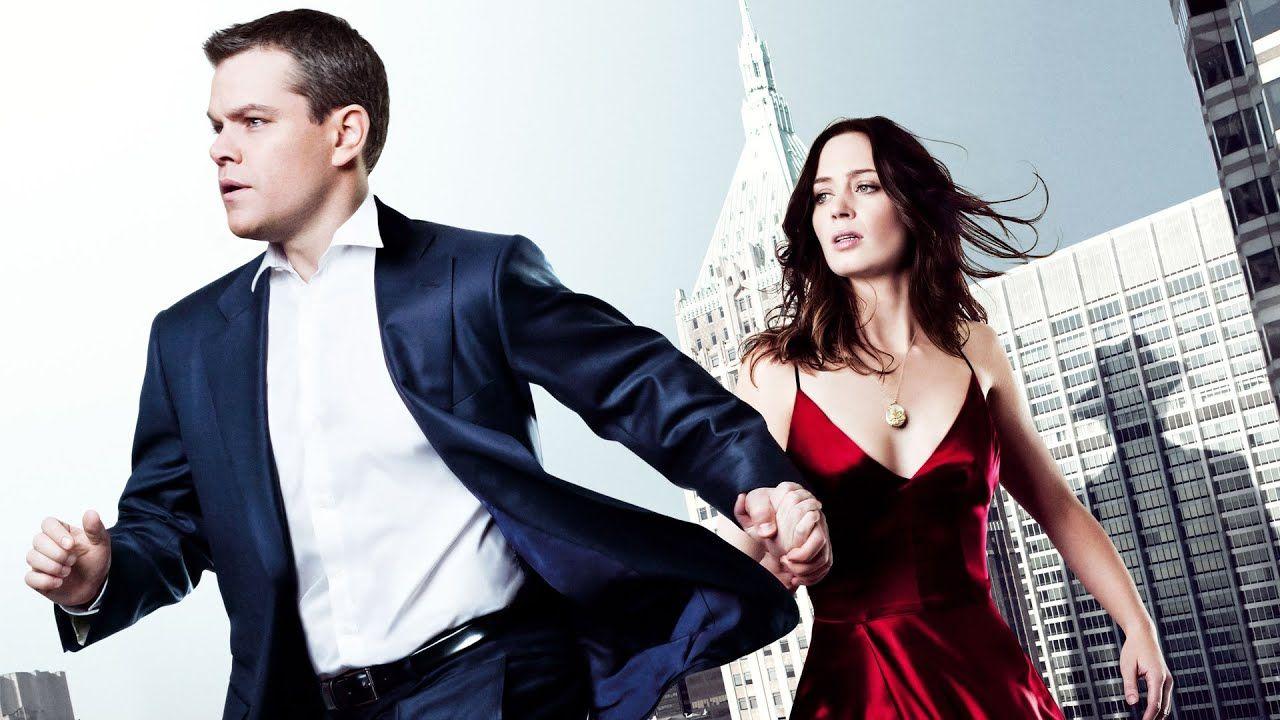 'Destino oculto': Matt Damon y Emily Blunt en una historia de Philip K. Dick