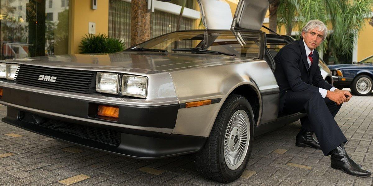 'Driven. El origen de la leyenda', la historia del empresario John DeLorean