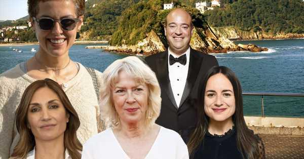 El cine aterriza en San Sebastián: quién es quién en el jurado del festival