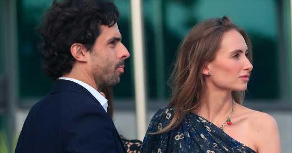 El primer verano de Alonso Aznar y Renata Collado: el Mediterráneo y pizza junto a Briatore en Montecarlo para cerrar las vacaciones