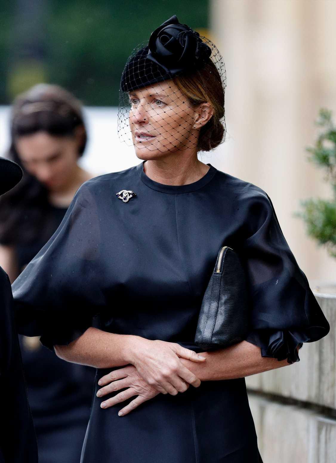 El vestido de novia de la ahijada del principe Carlos, inspirado en Grace Kelly