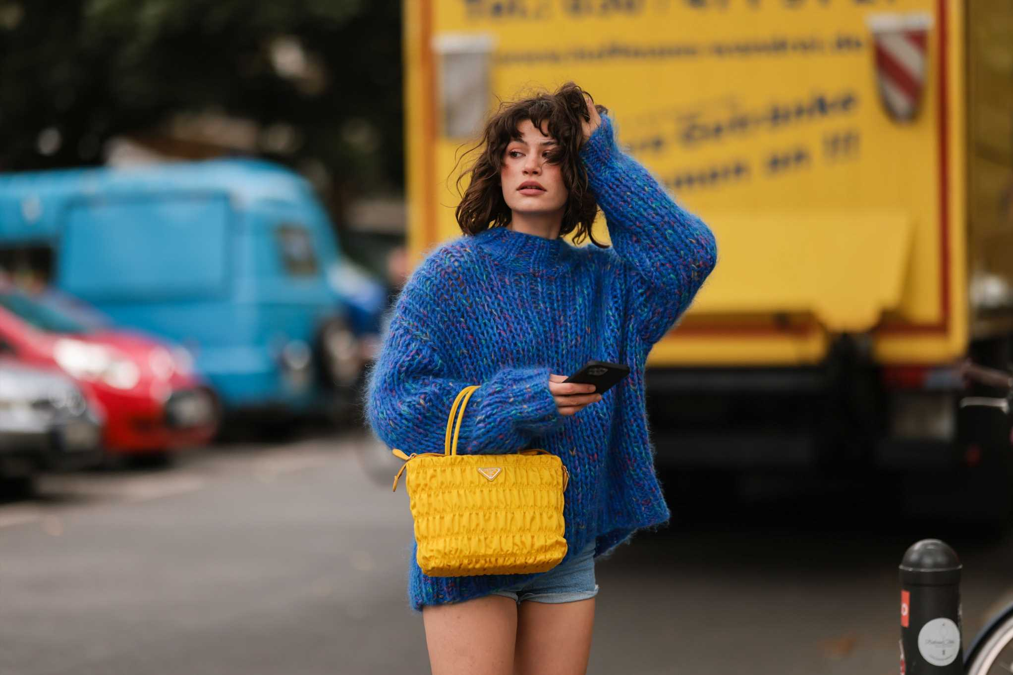 Este otoño el bolso amarillo es el más tendencia de todos